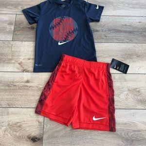 Nike size 6 set